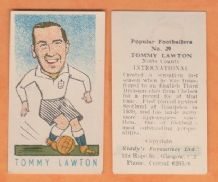 England Tommy Lawton Notts County